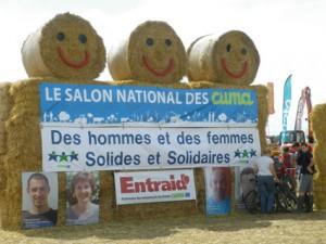 Salon aux champs