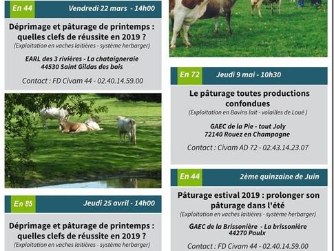 Journées techniques de l'agriculture durable