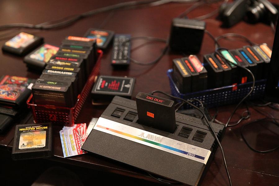 Bertoldo Cultural - Atari