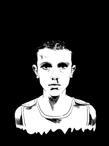 Eleven | Impressão digital A4 - Jimi Melo