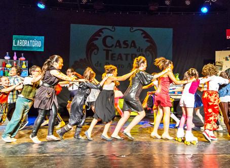 MONTAGEM TEATRAL para Crianças de 07 a 11 anos - com Jeffie Lopes