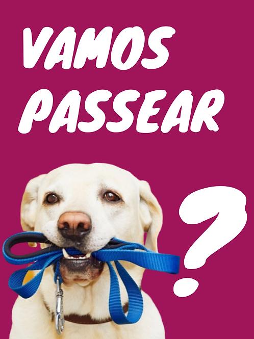 Vamos Passear?   Dog Walker