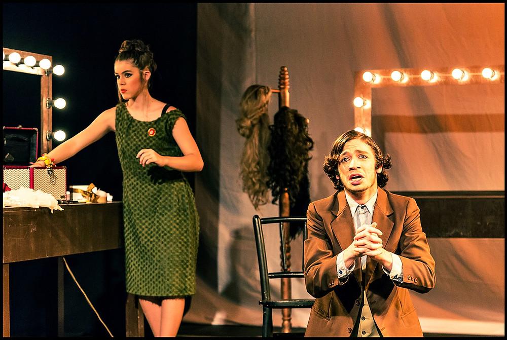 Montagem Teatral para adolescentes com Larissa Sanguiné na Casa de Teatro de Porto Alegre