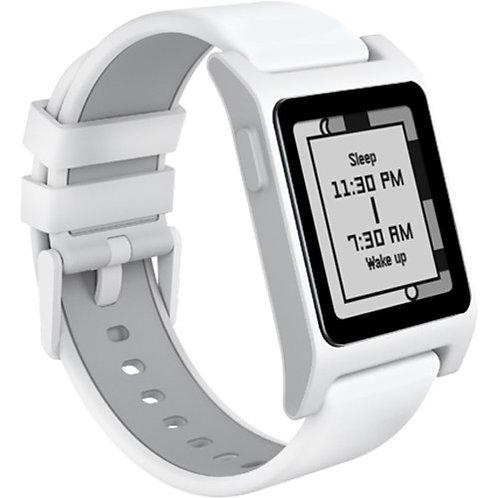 Pebble 2 HR Smartwatch (White) *BN*