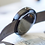 Thumbnail: Dark Metal Motorola 360 Leather - Smart Watch *OB*