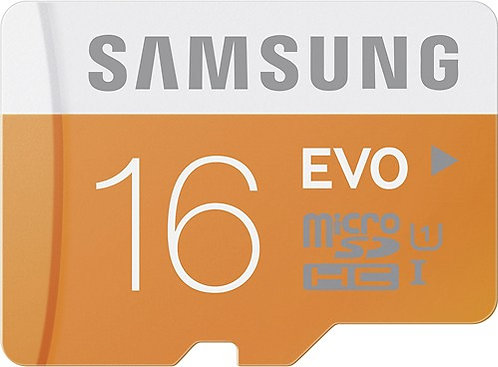 Samsung 16 GB Memory Card - White *BN*