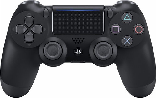 Jet Black Sony - DualShock 4 Wireless Controller for PlayStation 4 *BN*