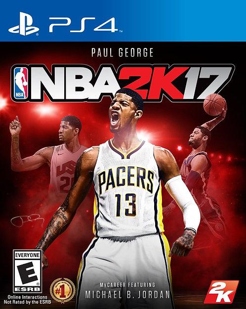 PS4 NBA 2K17 *BN*