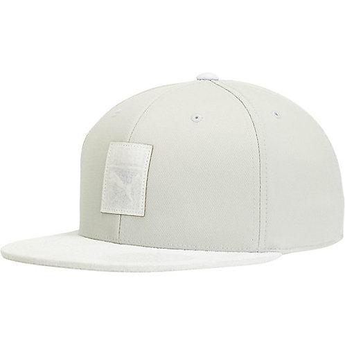Men's Grey Puma Tactile 110 Snapback Hat *BN*