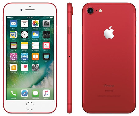 Apple - iPhone 7 256GB (Red Edition) *BN*