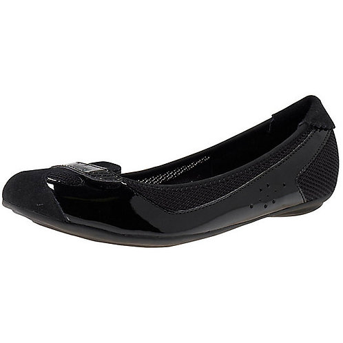 Women's Black Zandy Ballet Flats *BN*
