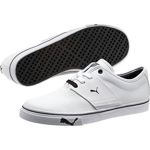 Men's White El Ace Core + Sneakers *BN*