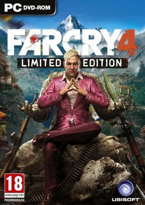 Far Cry 4 Limited Edition PC *BN*