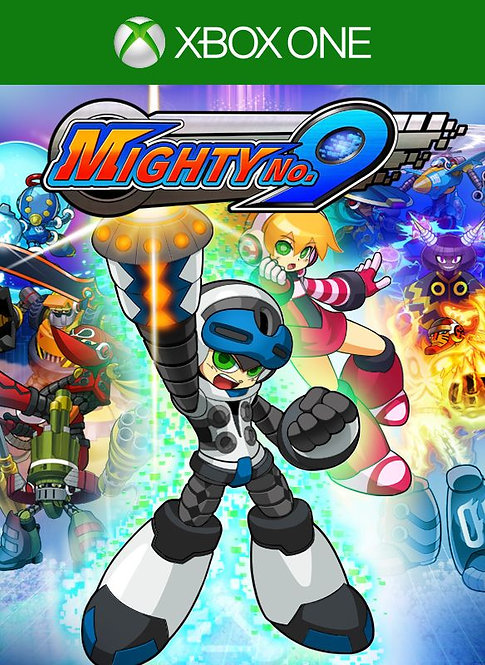 Mighty No. 9  X-box One / X-box One S*BN*