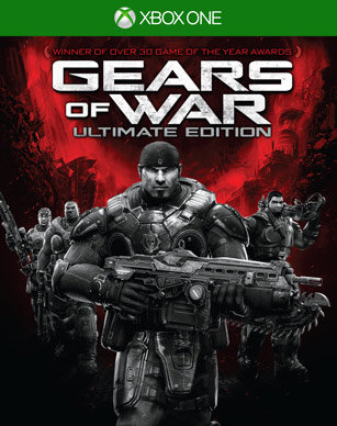 Gear Of War Ultimate edition / X-box One / X-box One S*BN*