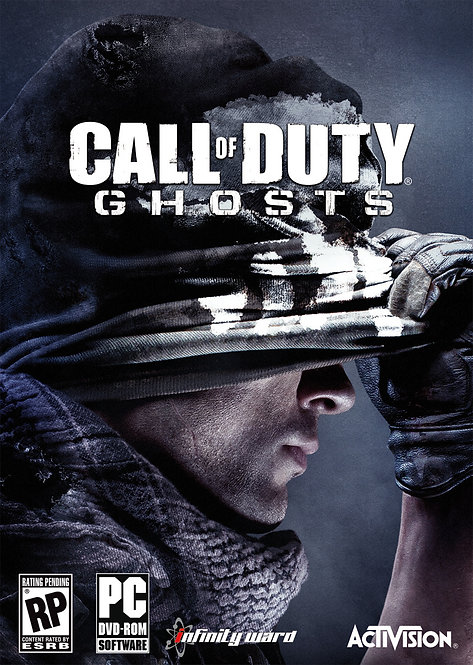 Call of Duty: Ghosts for PC *BN*