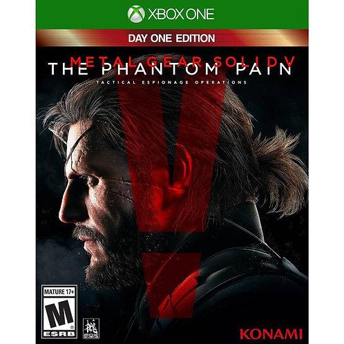 Metal Gear Solid V: The Phantom Pain  X-box One / X-box One S*BN*