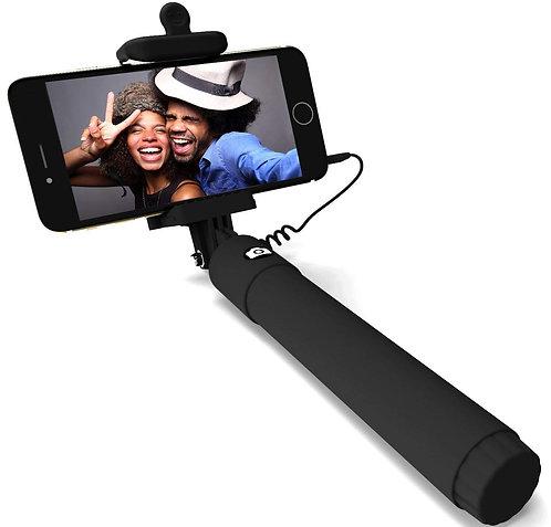 Extendable Shutter Selfie Monopod Stick *BN*