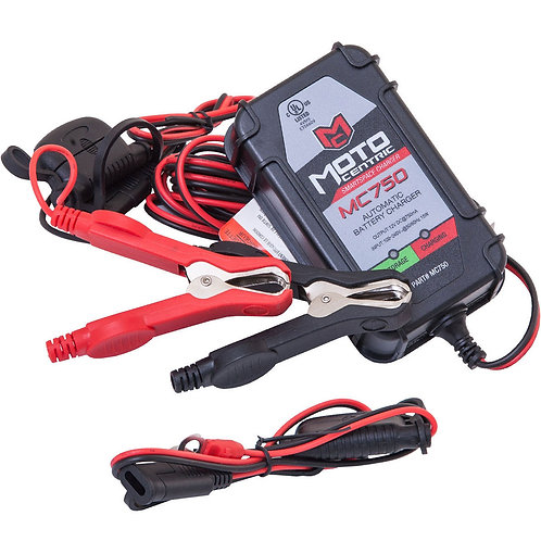 Moto Centric MC750 Battery Charger *BN*