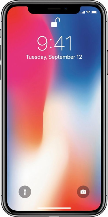 Apple - iPhone X 256GB *BN*
