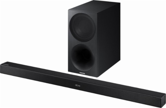 Samsung - 2.1-Channel Soundbar