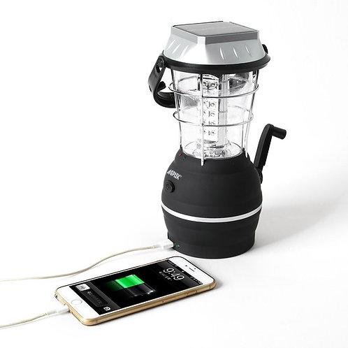 AGPtek Portable Lantern 5 Rechargeable modes *BN*