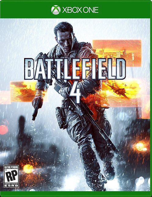 Battlefield 4  X-box One / X-box One S*BN*
