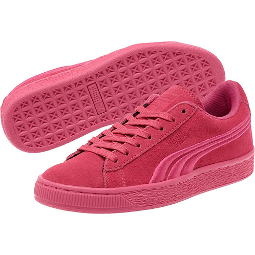 Suede Classic Badge Jr Sneakers *BN*