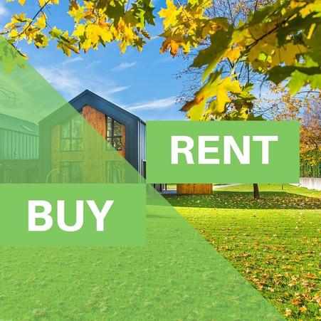 Rent or buy: How to decide?
