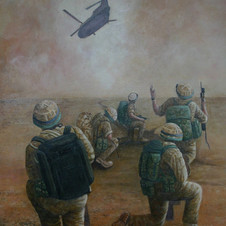 Afghanistan Tryptic 1