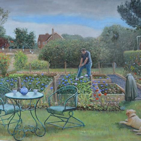 Wytham's Garden
