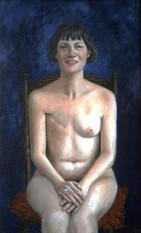Evelyn Portrait
