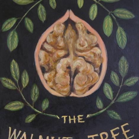 Walnut Tree Pub Sign