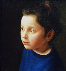 Catherine Denby Portrait