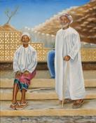 Omani Bus Stop