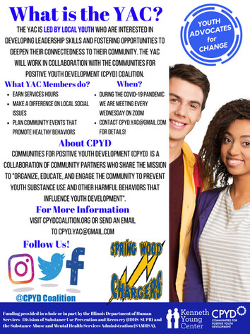 Join the YAC (Chargers)