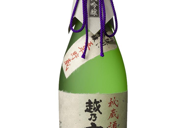 中川酒造 大吟醸秘蔵酒
