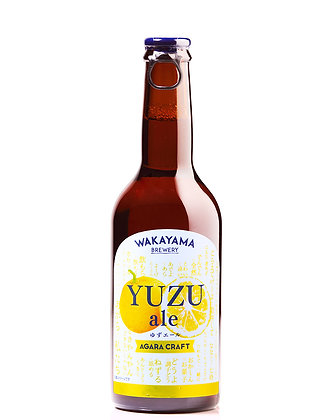 AGARA CRAFT BEER YUZU ALE