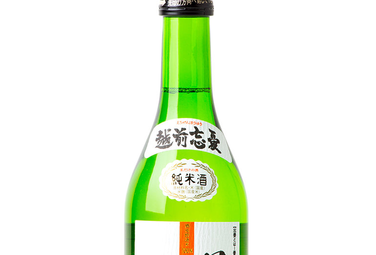 越前忘憂 純米酒 300ml