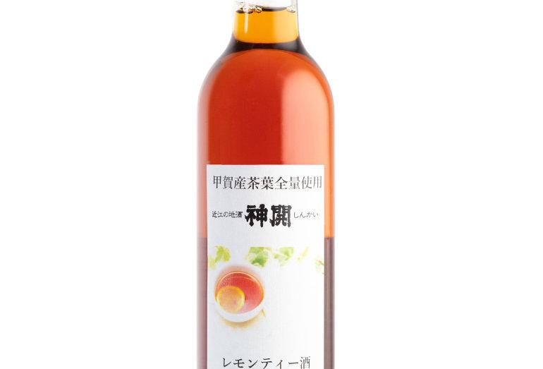 レモンティー酒