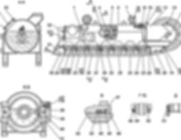 1501-21-202СП тележка т-15.01, т15, т-1502 Промтрактор