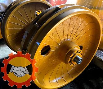 колесо натяжное, колесо наяжения, колесо на четра, четра ленивец