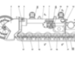 2501-21-302СП тележка т-25.01, т25, т-2502 ЧЕТРА