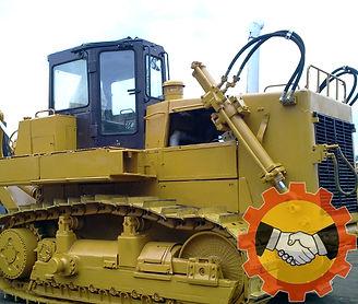 Бульдозер ЧЕТРА Т25, Промтрактор Т-2501