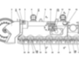 3501-21-103СП тележка т-35.01, т35, т-3502 ЧЕТРА