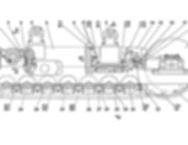 3501-21-3СП тележка т-35.01, т35, т-3501
