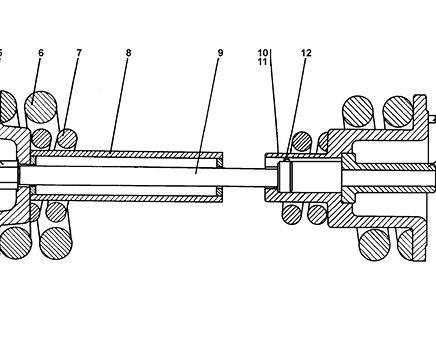 3501-21-47СП механизм сдавания т-35.01, т35, т-3501