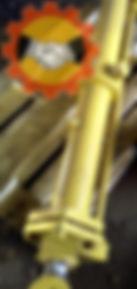 гидроцилиндр четра, цилиндр четра, гидрораскос четра