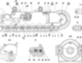 2001-21-202СП тележка т-20.01, т20, т-2002 Промтрактор
