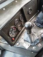 Приборная панель Т500 Четра